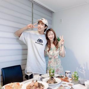 【画像】天上智喜SundayさんIG ユノと6時間おしゃべりタイム
