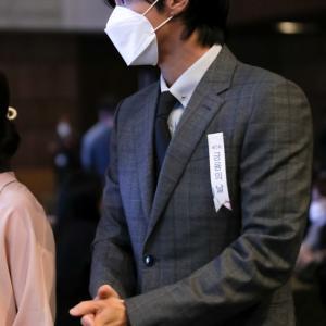 【画像】昨日のユノ追加  スーツが似合うイケメンさん