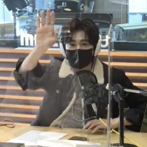 【動画】1/25 ユノ出演 MBC「見えるラジオ」FULL