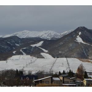 スキー場 OPENしました。