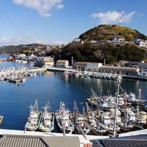 港の風景と、新入荷と、プレゼント進呈中!