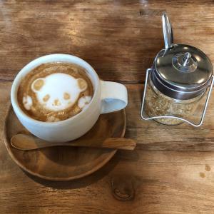 カフェラテ一杯で…幸せになるって簡単♡