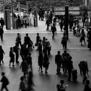 大阪駅 ♪