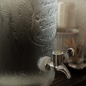 冷たい水 ♪