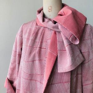 着物リメイク・着物からロングドレス