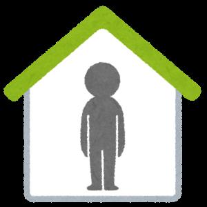 三大陰キャの一人暮らしにありがちなこと 「家でもコート」 「シャワーのみ」