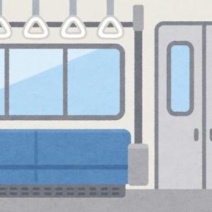 【悲報】電車でジジイが掴む蹴るの大暴れ【動画】