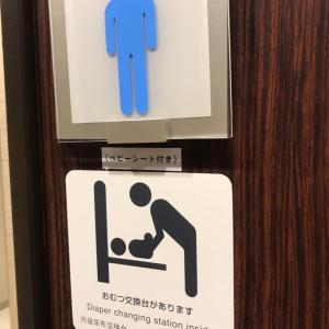 日本橋界隈14 東京のトイレはこれが標準か?