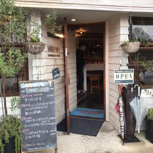 GARDEN PARTY cafe + kitchen(高崎市栄町15-15 NOAビル 1F)