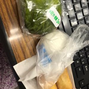 デイリーヤマザキでお昼ご飯を買ってみた