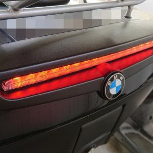 安全第一!! R1250RTのトップケースにLEDストップランプを追加してみた♪