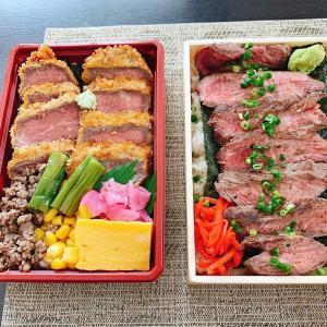 ある日のおうちごはん。。。北海道展のお弁当♡