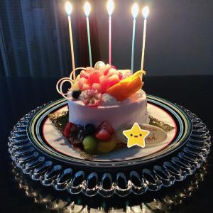 お友達のお誕生日♪
