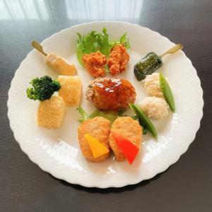 梅の花『秋の1000円盛り』豆腐料理