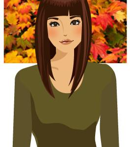 パーソナルカラーウィンターの人が悩む秋色コーデについて。