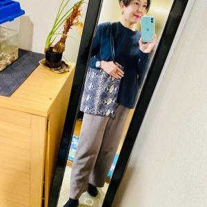 本日のアウトフィット(before going out)!