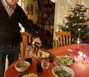 スウェーデンからの、のんびり新年の日々