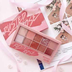 CLIOの秋の新作*CLIO PRO EYE PALETTE  05 RUSTED ROSE