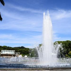 神戸市立須磨離宮公園「秋のローズフェスティバル」へ行ってきました