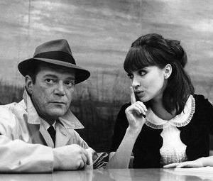 アルファヴィル(1965)~From Dystopia With Love