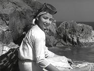 「潮騒」の青山京子さん死去。