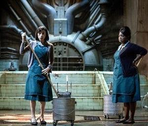 シェイプ・オブ・ウォーター~モップが怪物に変身!?(2018)