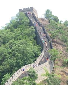 万里の長城マラソン レポ3