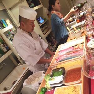 お寿司×KABAJのオレンジワイン メーカーズディナー開催