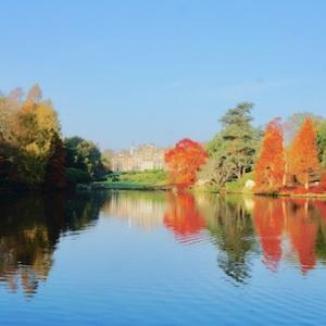 シェフィールド・パーク・アンド・ガーデンに紅葉狩り