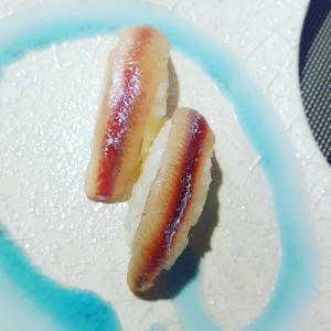 むかわ産のししゃも寿司