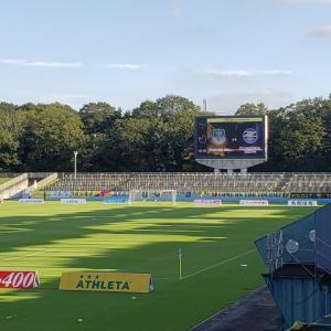 J2第22節 FC町田ゼルビア戦。