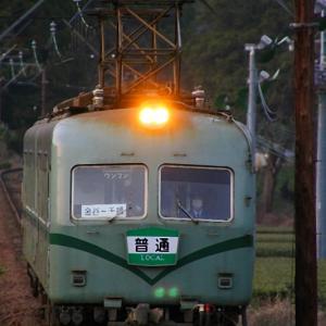 大井川鉄道 抜里駅にて