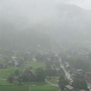 平湯温泉と飛騨高山