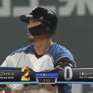 札幌:対ロッテ戦!勝利!