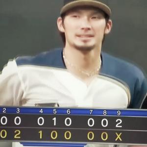 対オリックス戦!3連勝!!