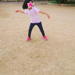 今年も公園トレーニングはじまりました。