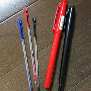 出にくいペン