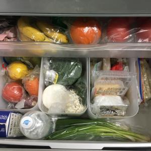 冷蔵庫の片付け①