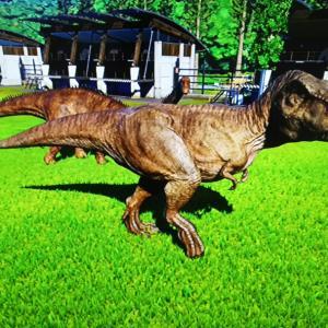 恐竜パーク(神宮外苑版) 構想