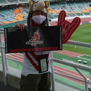 JAPAN vs SUN WOLVES@エコパスタジアム