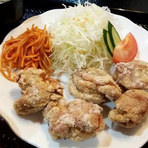 【広島市安佐南区西原】ハングアウト 鶏のから揚げ定食