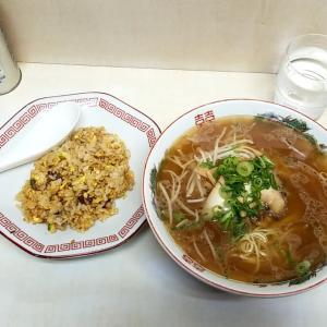 【広島市東区牛田本町】来い恋いラーメン ラーメン定食650円