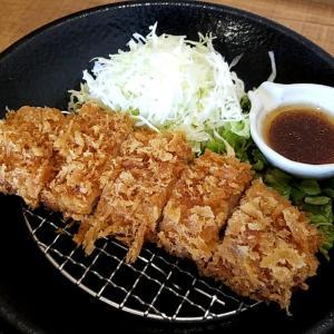 【広島市中区本通】まるみ食堂 ロースカツ定食