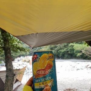 四連休キャンプでキャンプ飯