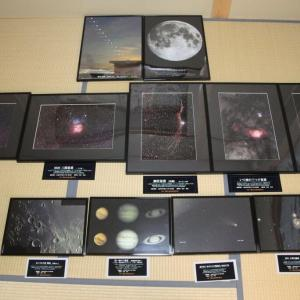 「星の文化祭」展示写真、今年は早々プリント完了