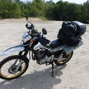 予算2万円でバイクをツーリング仕様にフルカスタムするパーツ構成