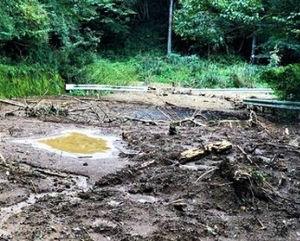 神奈川県内の林道は壊滅状態 林道ツーリングはほぼ不可能か