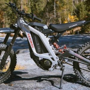 【画像】セグウェイ X160 X260 オフロードバイクも電動の時代へ