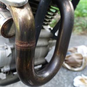 コンパウンドでバイクの錆落としを検証!効果絶大だった箇所とは