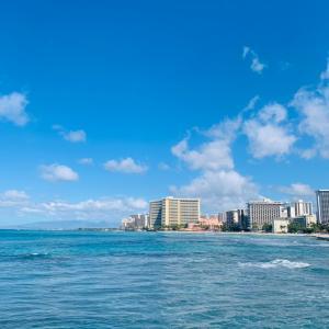 ハワイで和菓子のおはぎをお彼岸に...☆